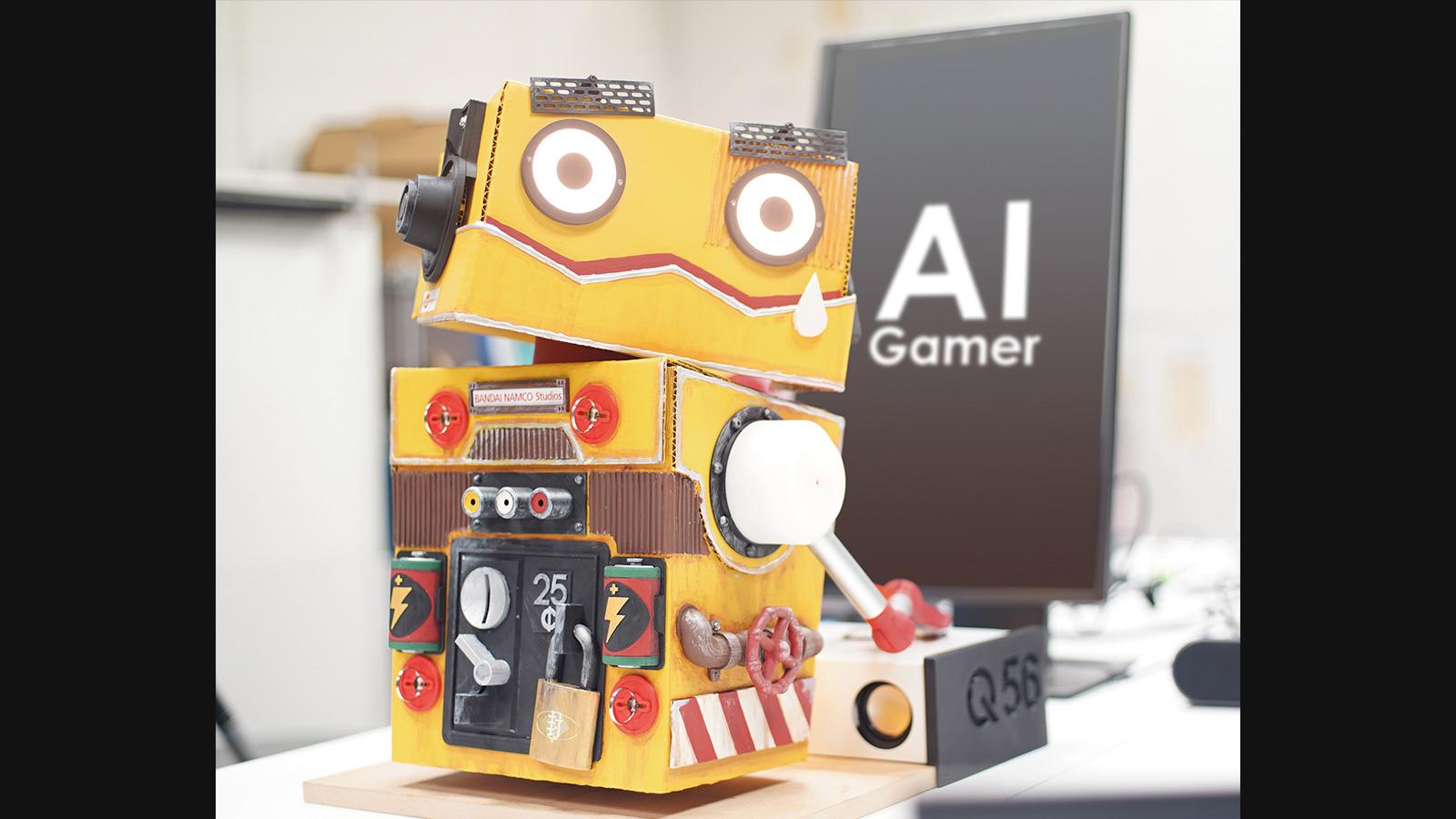 The AI Gamer